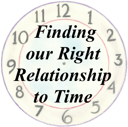 Relationship to Time poster