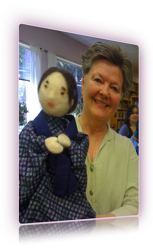 Teacher With Hand Puppet